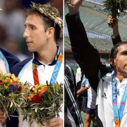 Juegos Olímpicos de Atenas.