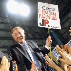 Néstor Kirchner. | Foto:Néstor Kirchner.