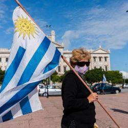 Uruguay, de los menos afectados por la pandemia   Foto:cedoc