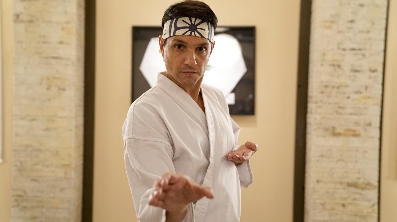 Karate Kid, vuelve 30 años después con Cobra Kai.