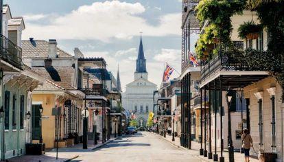 Hoy, el coronavirus vuelve a sacudir fuertemente a los habitantes de Nueva Orleans.