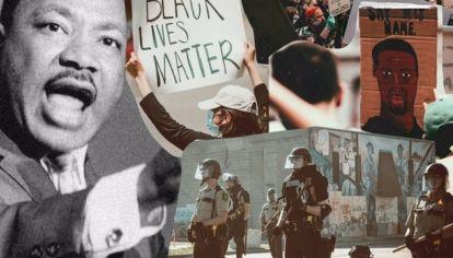 A 57 años del discurso de Martin Luther King, el racismo sigue siendo algo cotidiano