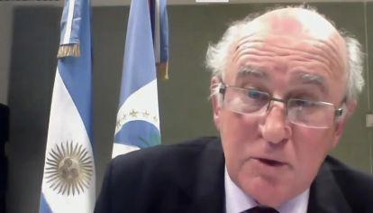 Senador Oscar Parrilli