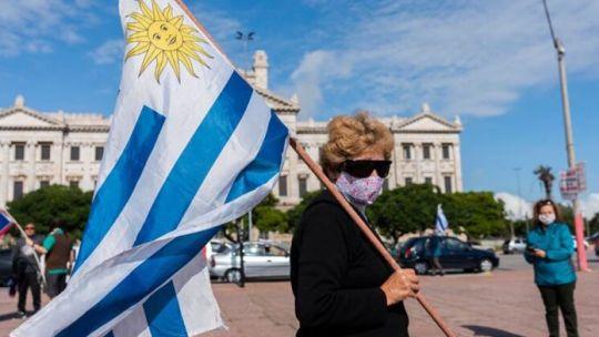 Uruguay, de los menos afectados por la pandemia