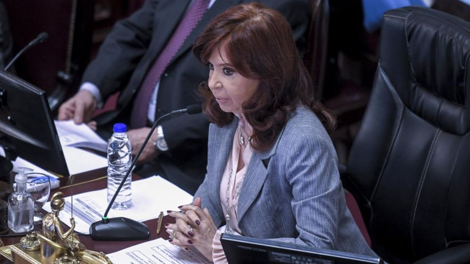 Cristina Fernández de Kirchner 20200828