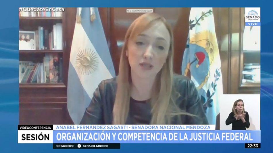 legisladoraoficialistaAnabel Fernández Sagasti