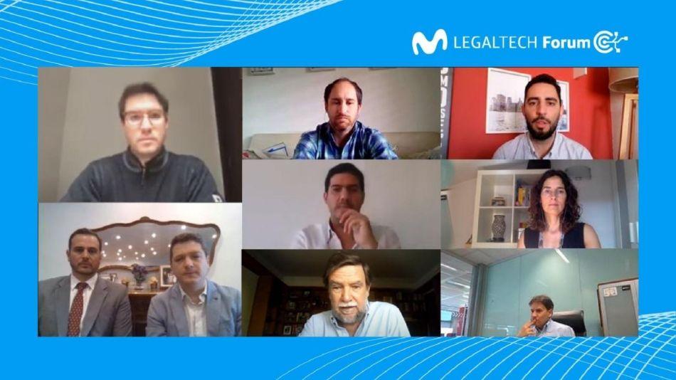 Movistar Legal Tech 2020 Maite