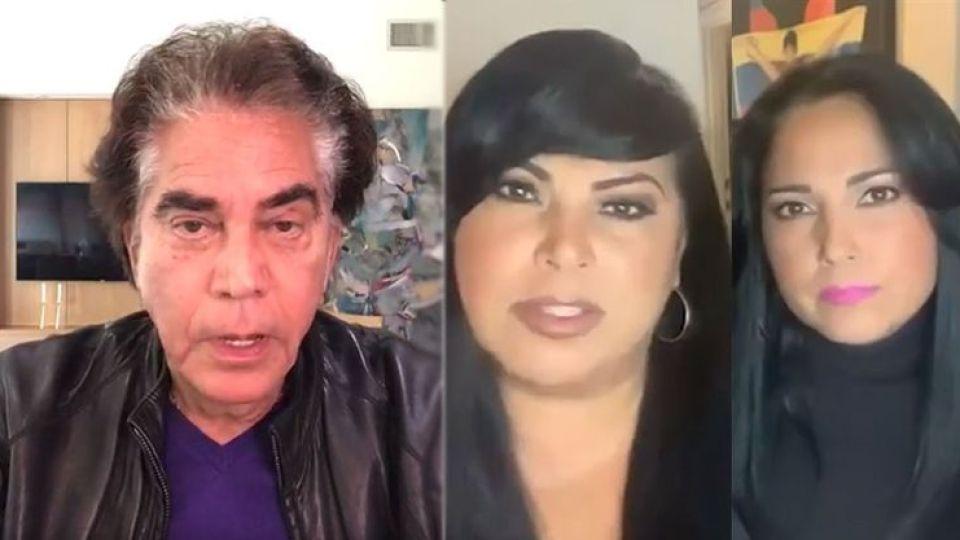 Duro enfrentamiento del Puma Rodríguez con sus hijas