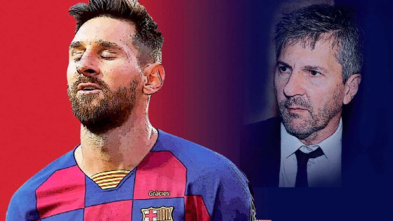 A la sombra. Jorge es el arquitecto de las finanzas de Leo. En España los condenaron por fraude fiscal.