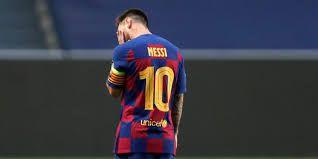 Futuro incierto. La continuidad de Messi es una incógnita y moviliza a Barcelona..
