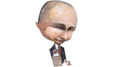 """Putin. """"Rusia nunca aceptará la privatización del espacio""""."""