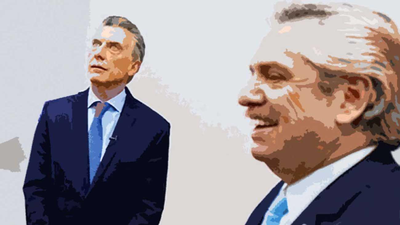Macri vs. Fernández. Quién miente o quién dice la verdad. Ambos se acusaron.