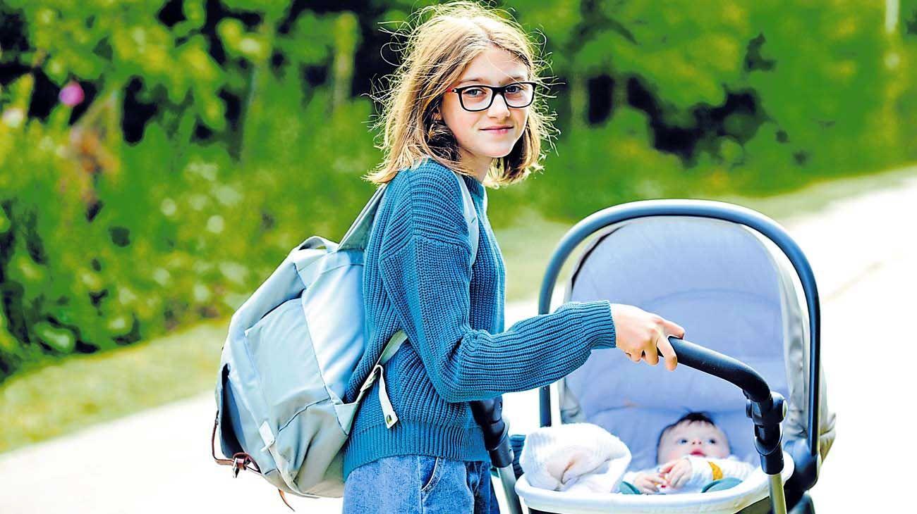 Maternidad adolescente. Impacta en la posibilidad de seguir estudiando y acceso al trabajo.