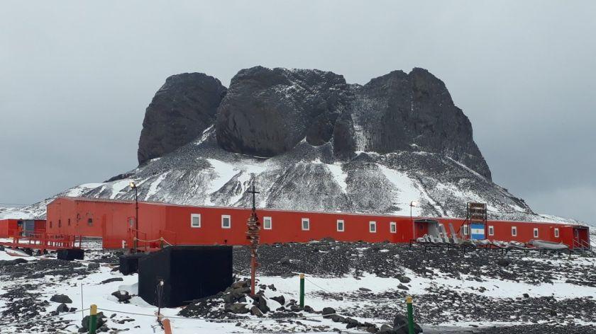 ¡Tembló la Antártida! Detectaron un terremoto de magnitud 5.0