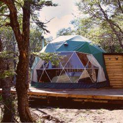 Huemules, en Esquel, es una opción de glamping con todo incluido que picará en punta entre las preferencias para las vacaciones de verano.