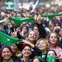 Marcha por el aborto | Foto:Cedoc