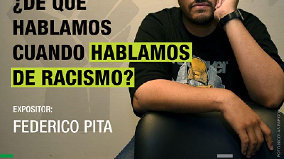 Charla Federico Pita