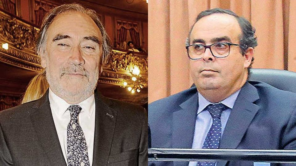 Jueces. Bruglia y Bertuzzi arribaron a la Cámara Federal de Apelaciones durante el macrismo.