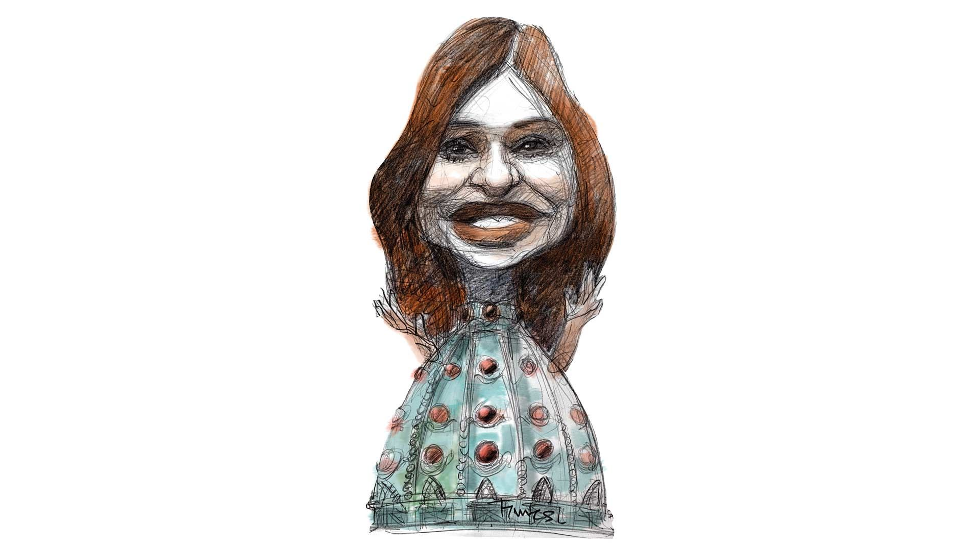 Acorralados por Cristina Kirchner