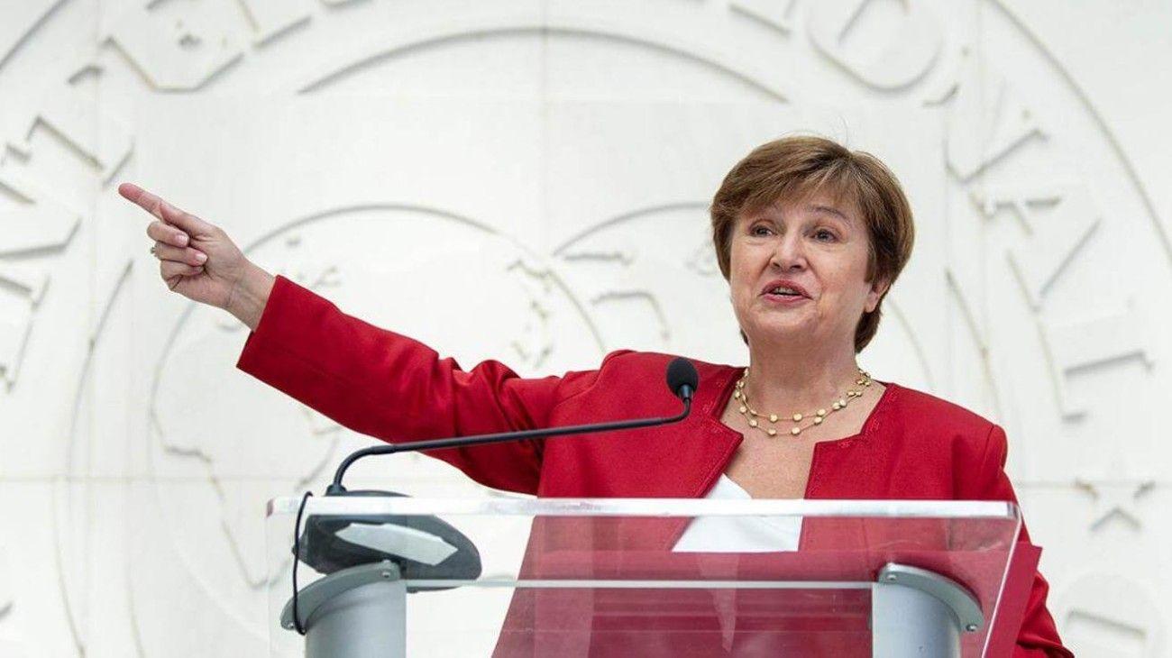 Tanto Alberto Fernández como Martín Guzmán apuestan a una mirada más comprensiva de Kristalina Georgieva en la negociación con el FMI.