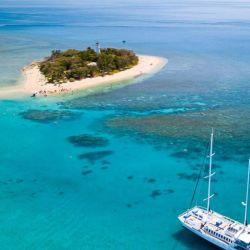 Como se puede leer en el aviso, la persona seleccionada para el cargo deberá vivir y trabajar a tiempo completo en esta hermosa isla.