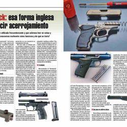 Abordamos el concepto de freebore y te explicamos por qué es tan importante en la vida útil del cañón de un arma.