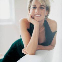 Diana de Gales por Mario Testino