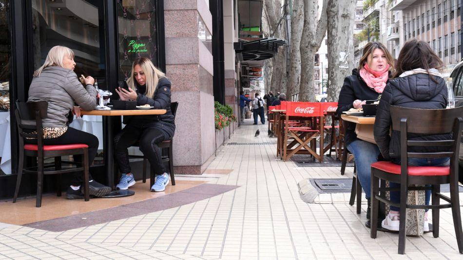 Apertura de bares y restaurantes en Caba 20200831