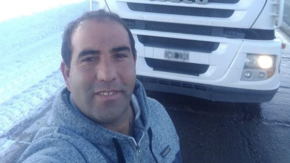 Camionero Mendocino San Luis