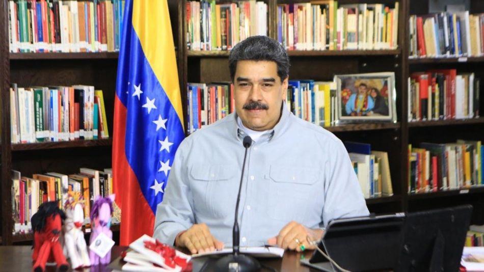 Nicolás Maduro 20200831