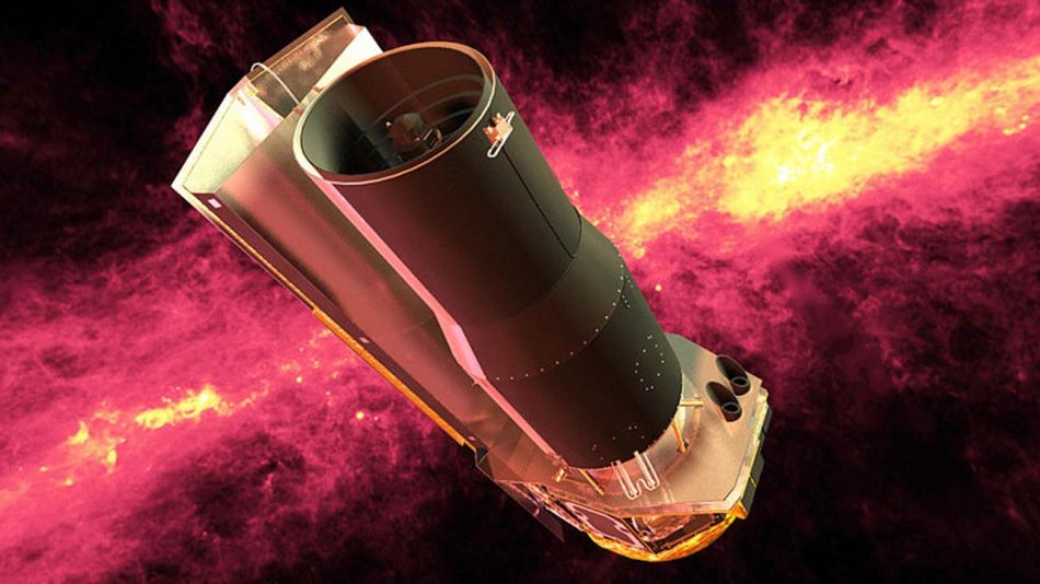 Telescopio espacial Spitzer 20200831