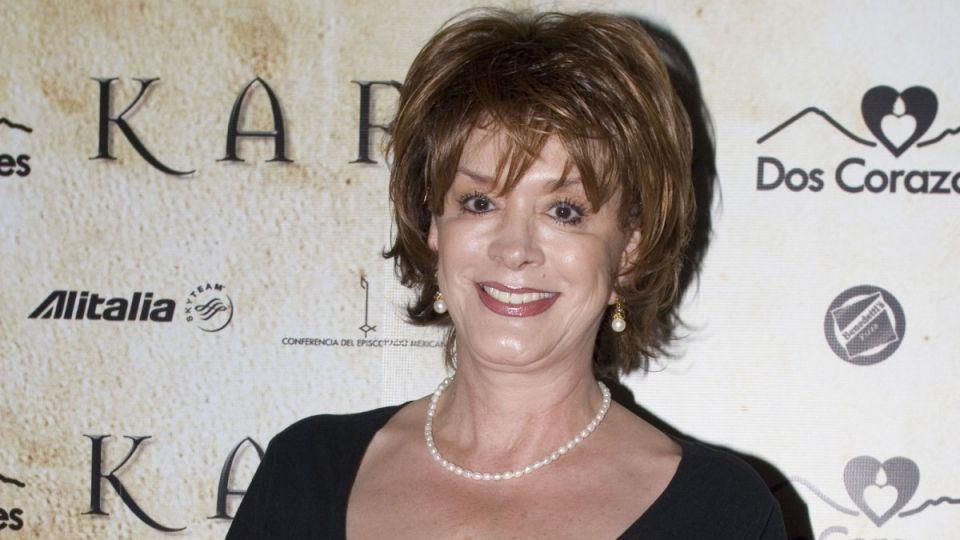Falleció la reconocida actriz Cecilia Romo
