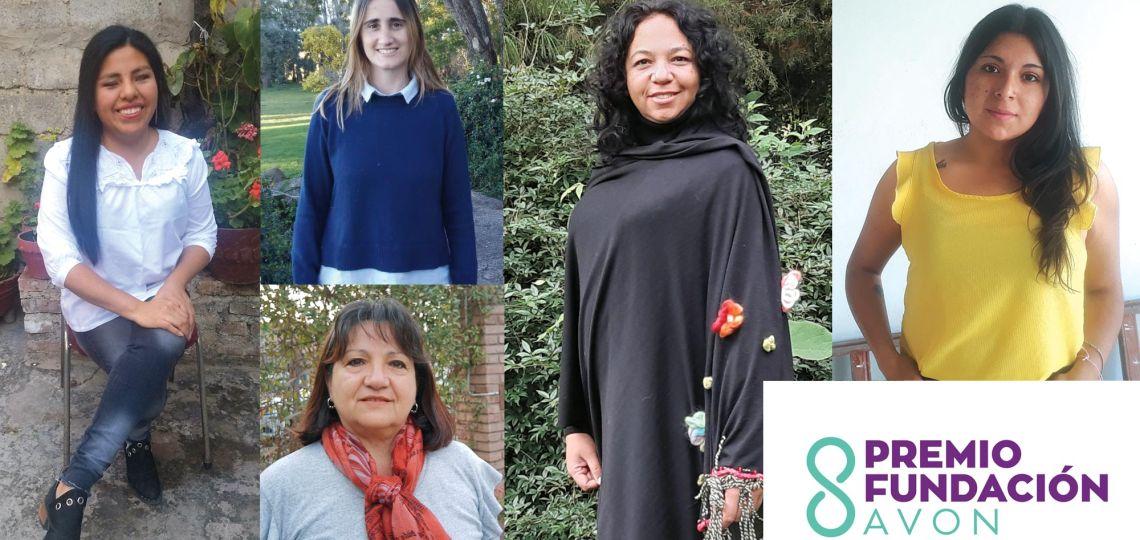 Conocé a las 5 mujeres solidarias ganadoras del Premio Fundación Avon