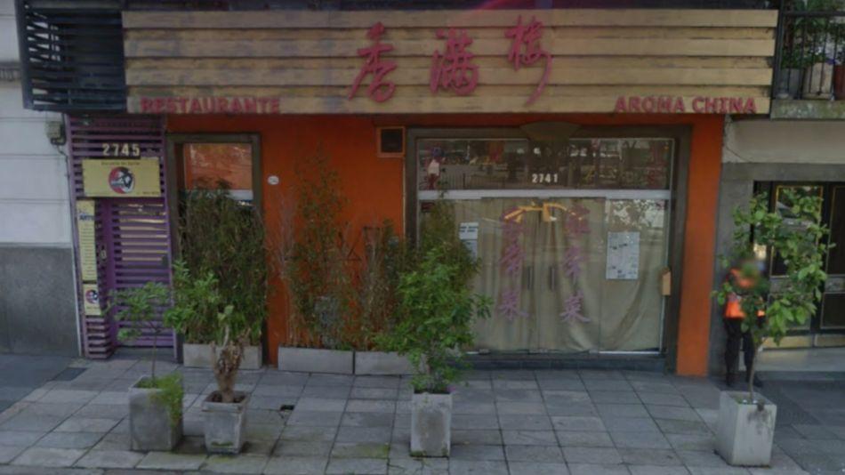 2020 09 01 Recoleta Restaurante Chino Aroma