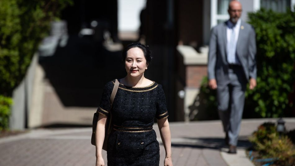 Court To Rule On Extradition Of Huawei CFO Meng Wanzhou To U.S.