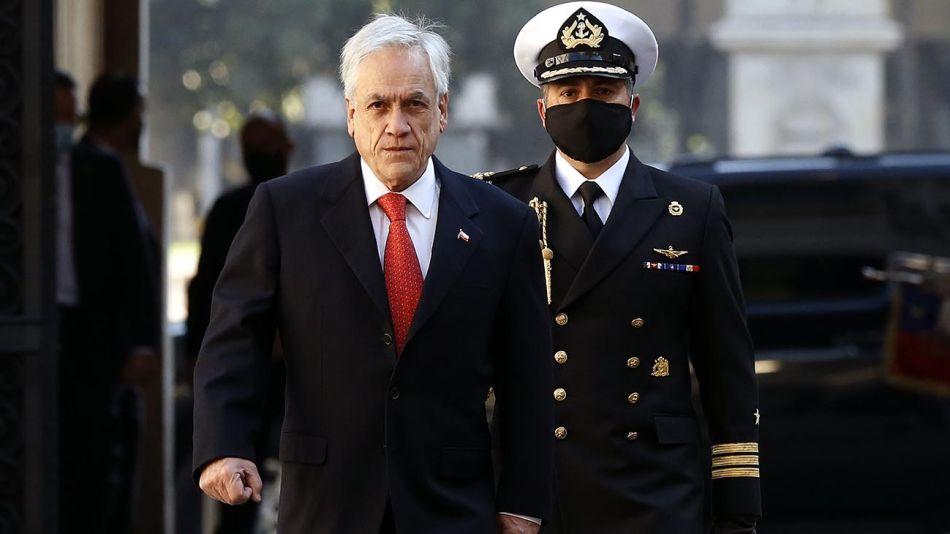 Sebastián Piñera 20200901