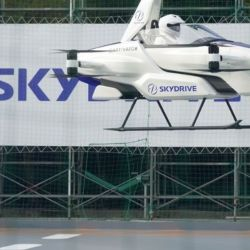 Por ahora, el SkyDrive SD-03 sólo puede volar entre 5 y 10 minutos, aunque si logran que lo haga durante 30 minutos tendrá más potencial.