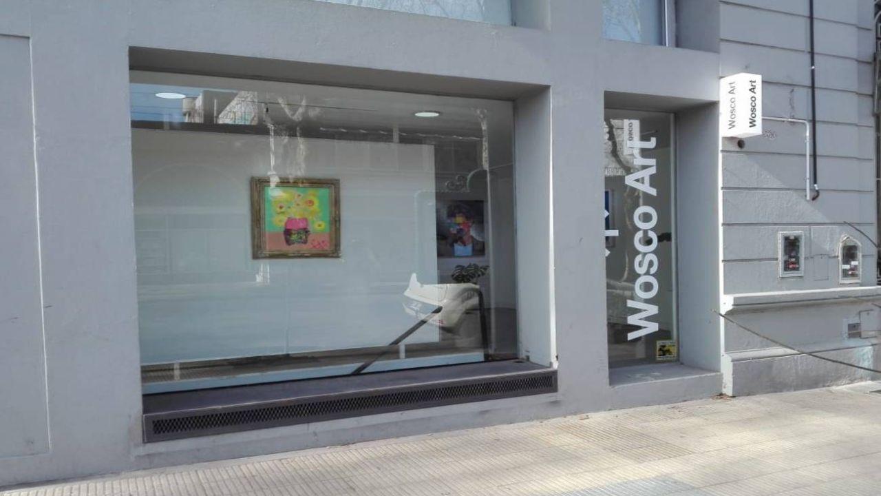 Galería Wosco Art Gallery   Foto:Cedoc