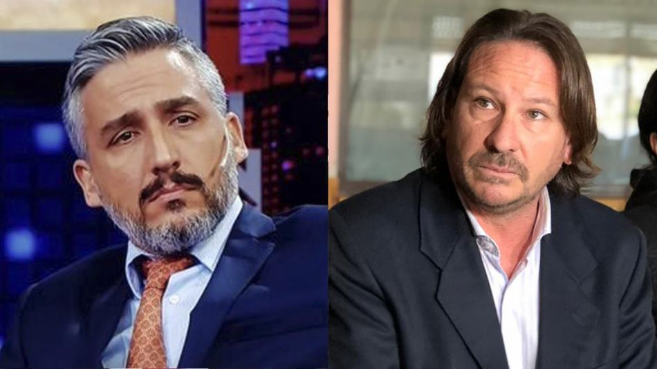 German Sasso y el abogado Leandro Aparicio 20200902
