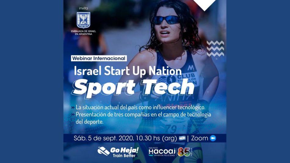 START UP NATION SPORT TECH 20200902