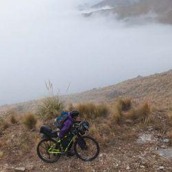 Nubes bajas, una constante en las sierras cordobesas.