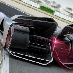 FFord anunció que construirá un modelo a escala real inspirado en el concept car P1 del Team Fordzilla antes de fin de año.