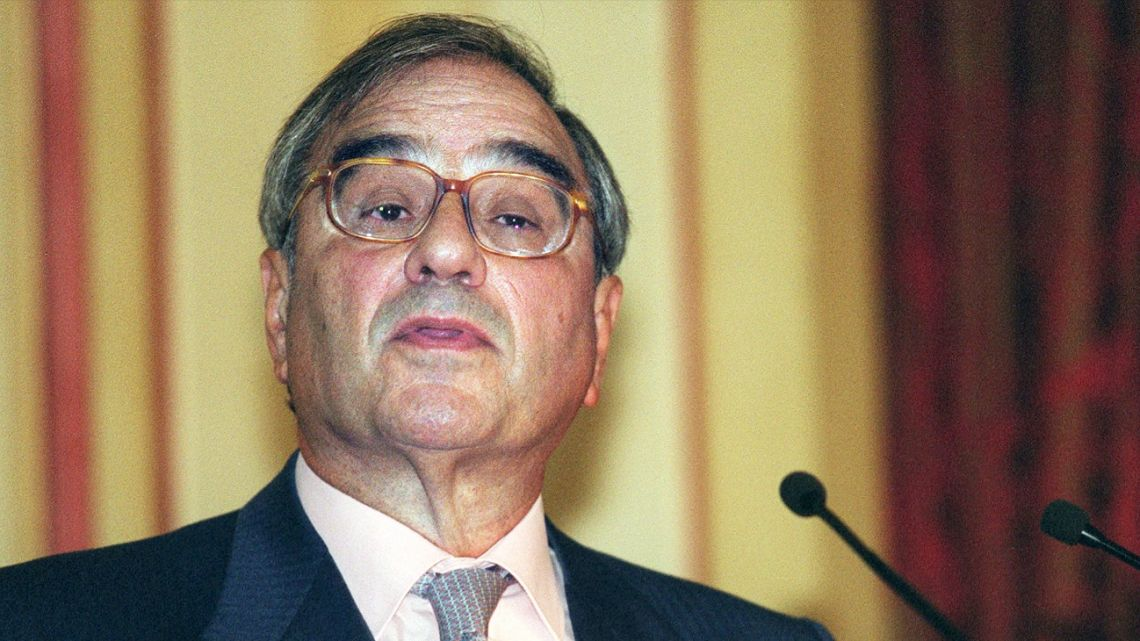 Former Spanish government minister Rodolfo Martin Villa, pictured in a file photo taken in September 2000.