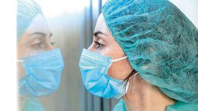 Enfermeros en pandemia