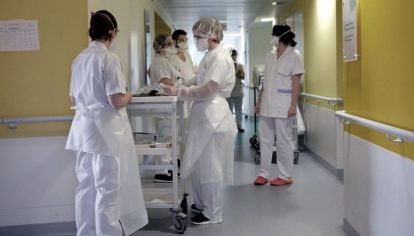 Hospitales argentinos frente a la pandemia.