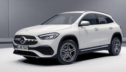 Nuevo Mercedes-Benz GLA