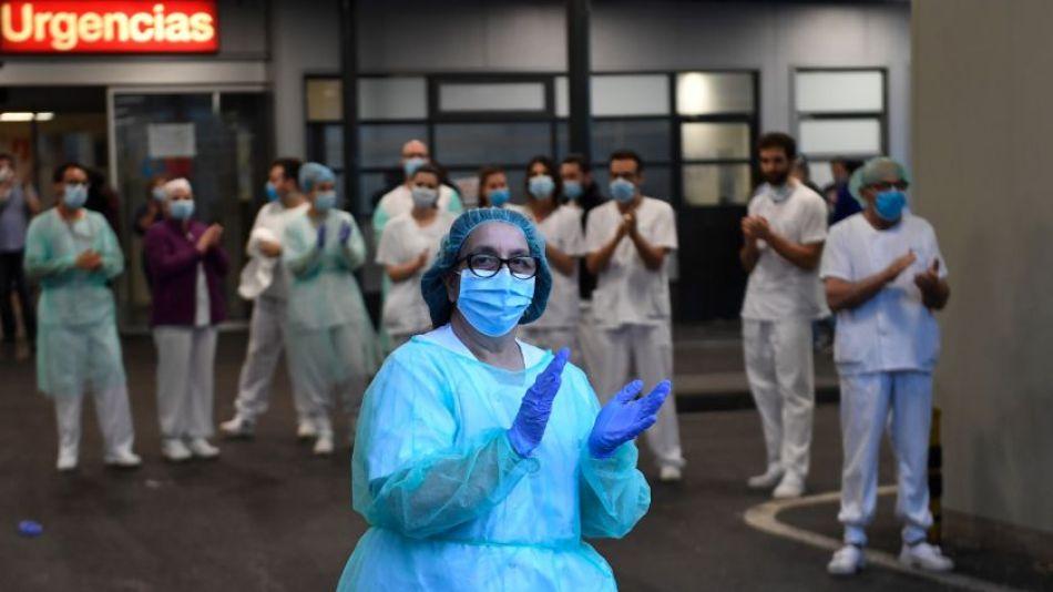 El personal de salud se encuentra al límite se sus recursos físicos y psicológicos