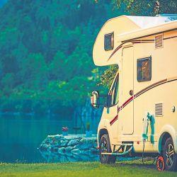 Los motorhome o casas rodantes, son una buena alternativa para las próximas vacaciones.
