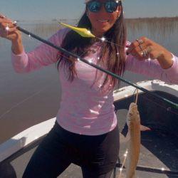 Así viene la pesca el primer fin de semana de septiembre