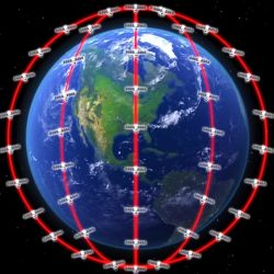 SpaceX ya ha puesto en órbita 710 satélites Starlink.